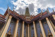 Temple Bangkok Wat Phra Kaeo, ...