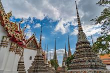 Temple Wat Pho Bangkok, Tailande