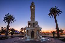 Izmir Clock Tower. The Famous ...