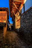 Fototapeta Na drzwi - Street views of the old Bulgarian village Kovachevitsa