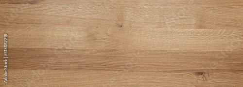 Fototapeta Brown wooden texture flooring background. obraz