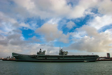 The Royal Navy Aircraft Carrie...
