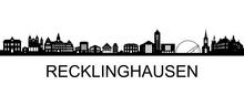 Recklinghausen Skyline