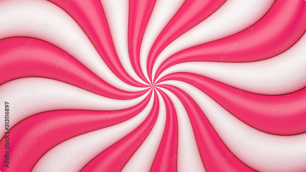 Fototapeta Abstract candy background