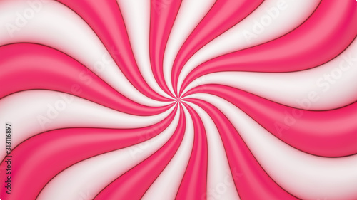 Obraz Abstract candy background - fototapety do salonu