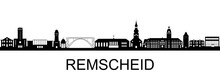 Remscheid Skyline