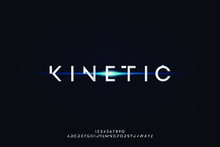 Kinetic, An Abstract Technolog...