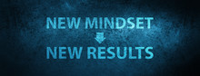 New Mindset New Results Icon S...