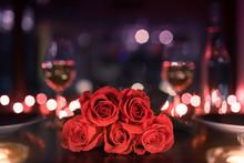 Romantic Dinner Date Night.