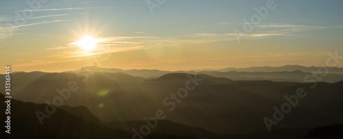 Tela  Alien Sunset