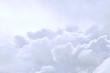 Leinwandbild Motiv dreamy cloudy heavenly backgrounds sky and clouds