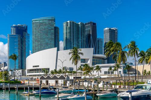 Fototapeta Miami