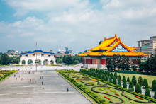 Chiang Kai-shek Memorial Hall ...