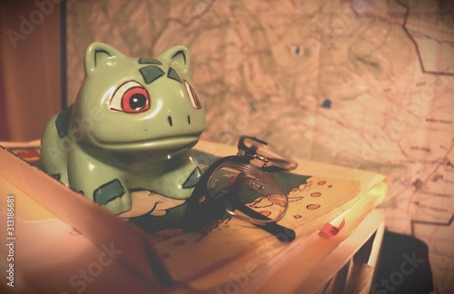 фотография Faded Bulbasaur
