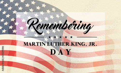 Photo Remembering Martin Luther King, Jr