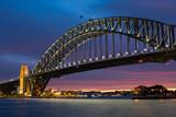 Sydney Harbour Bridge Sky