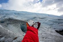 Big Ice Hike Guided Tour On Pe...