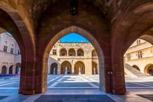Palace Of Grand Master Of Knig...