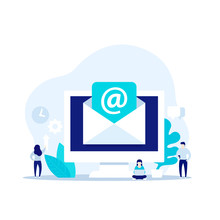 Email Service, Electronic Mail...