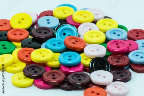 Photo Botones colores 5
