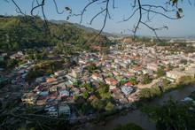 MYANMAR TACHILEIK CITY VIEW