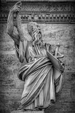 Rome Porta Del Popolo Apostle ...