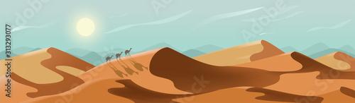 Fotografía Desert landscape