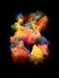 canvas print picture - Virtual Color