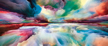 Evolving Inner Spectrum