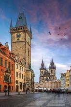 Prague, Czech Republic - The O...