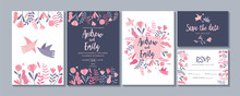 Wedding Invitation Card Templa...