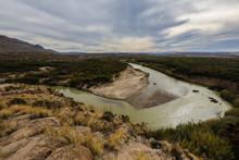 Rio Grande Near Boquillas Cany...