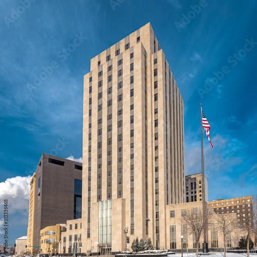 Photo  Saint Paul City Hall and Ramsey County Court House