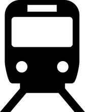 (SVG) Train,railway Icon Illus...