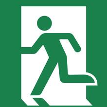 (SVG) Public Safety Sign (pict...