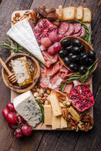 Traditional Italian Antipasto ...
