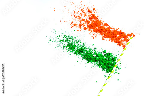 Photo Concept for Indian Independence day and republic day