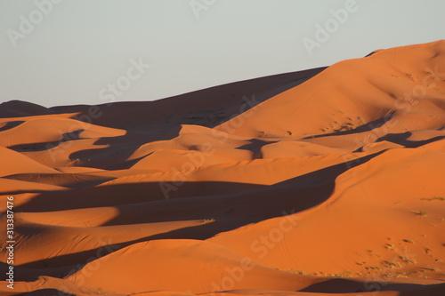 Erg Chebbi Desert, Maroko