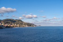 Ligurian Riviera Near Finale L...