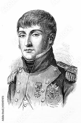 Louis Napoleon Bonaparte, Louis I, King of Holland Poster Mural XXL
