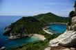 Porto timoni Bucht auf Korfu