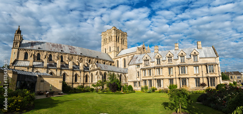 Vászonkép St John the Baptist Cathedral in Norwich