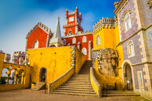The Pena National Palace - Sin...