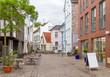 Leinwanddruck Bild - Oldenburg in Germany