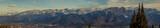 Panorama tatry Gubałówka