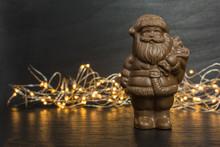 Santa Claus Milk Chocolate Can...