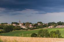 View Of Chenac Saint Seurin, A...