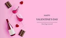 Holiday Valentine's Day Banner...