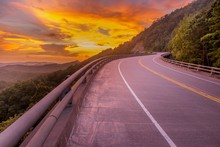 New Foothills Parkway In Great...