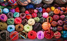 Knitting Background. Knitting...